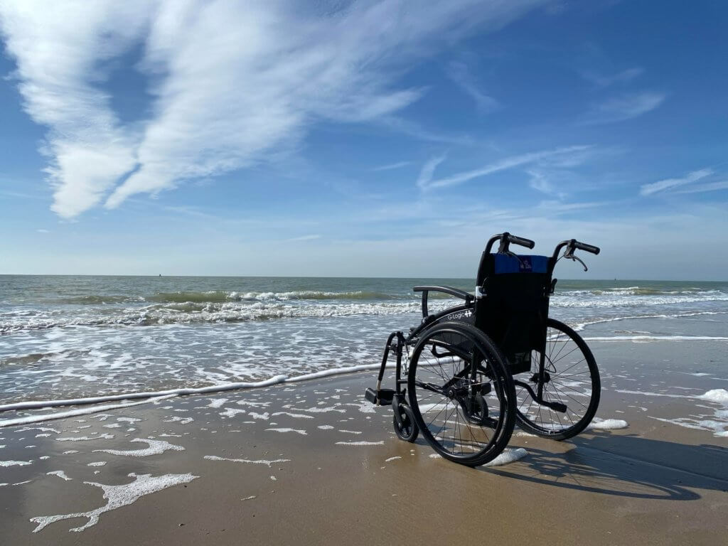 Making Beaches More Accessible