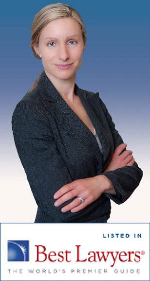 Susanne Raab again recognized by The Best Lawyers in Canada®for 2017