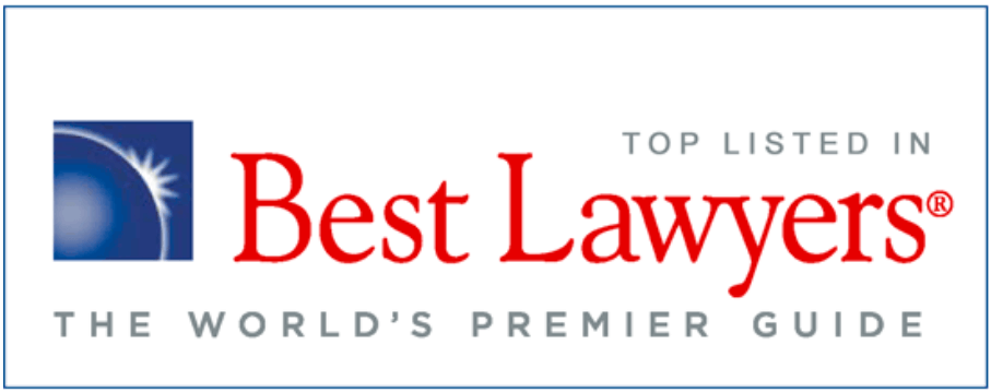 Pacific Medical Law Best Lawyers Award