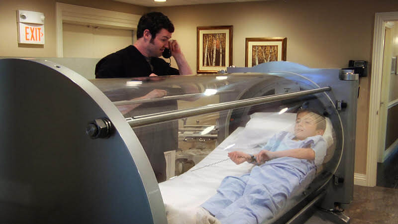 Will Hyperbaric Oxygen Therapy Help Treat your Child with Cerebral Palsy?