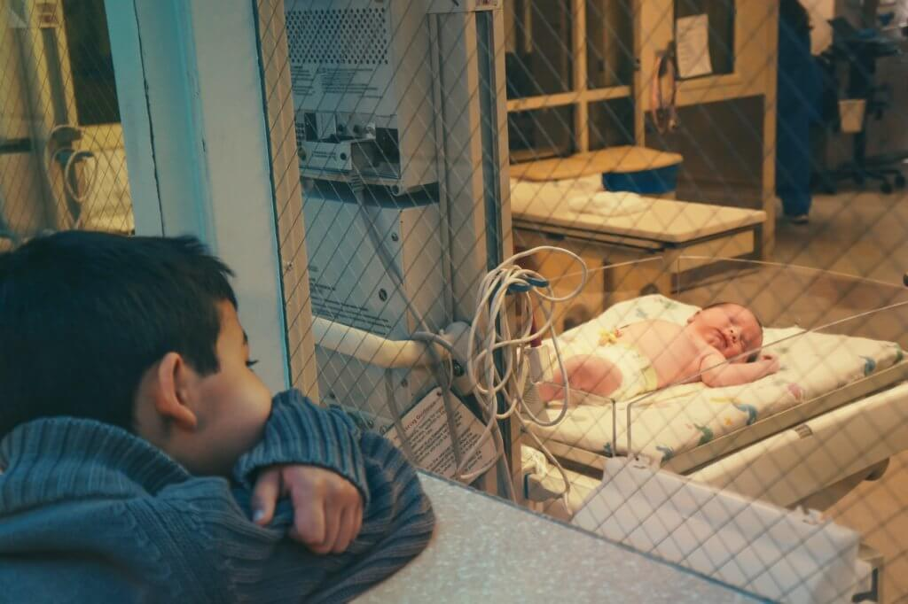 How is your baby's well-being determined after delivery?