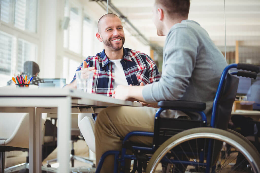 Potential employees with disabilities represent an untapped market