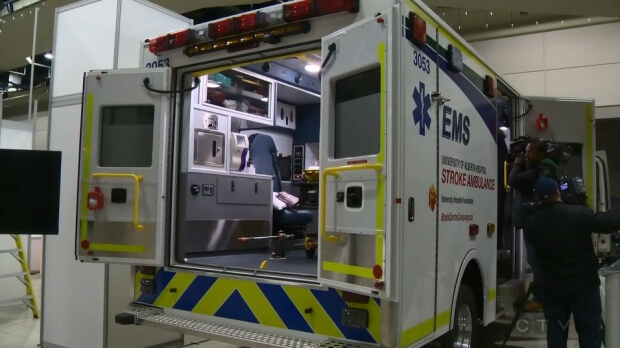 Stroke Ambulances – The Future Standard in Stroke Care?