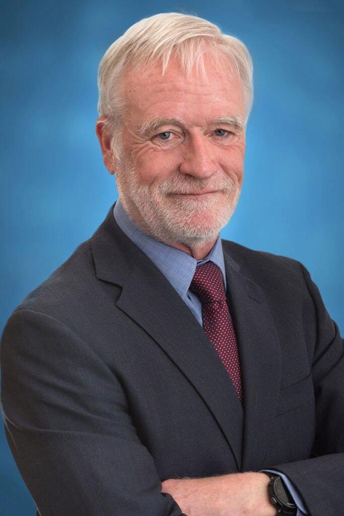 Portrait of Attorney Paul McGivern