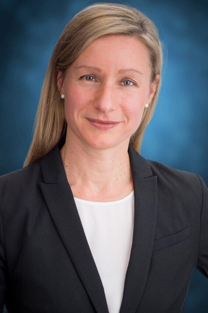 Portrait of Attorney Susanne Raab