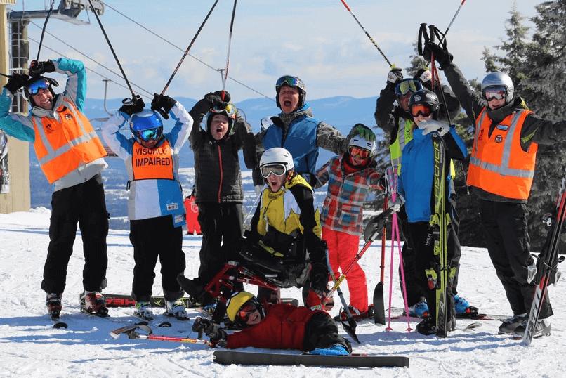 Canadian Adaptive Snowsports – Andrea Donaldson Volunteers